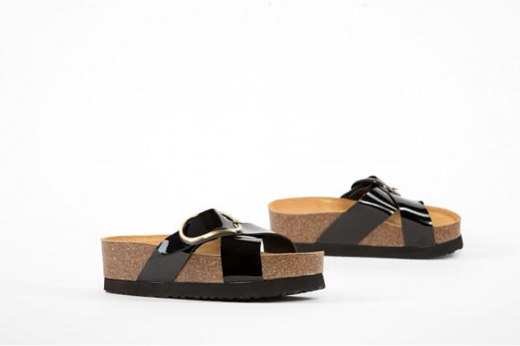 Σανδάλι gloss-leather