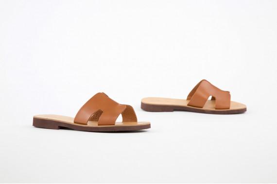 Σανδάλι leather